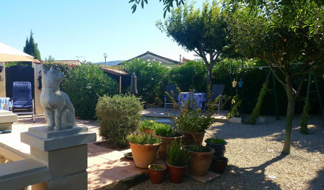 Maison avec piscine et terrasse Eyguières