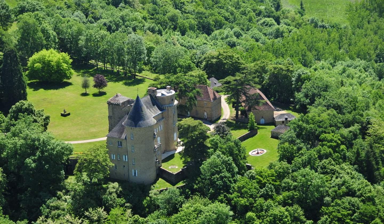 Château Saint-Michel-de-Bannières