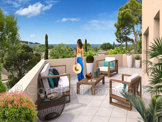 Vente appartement 4 pièces 88,05 m2