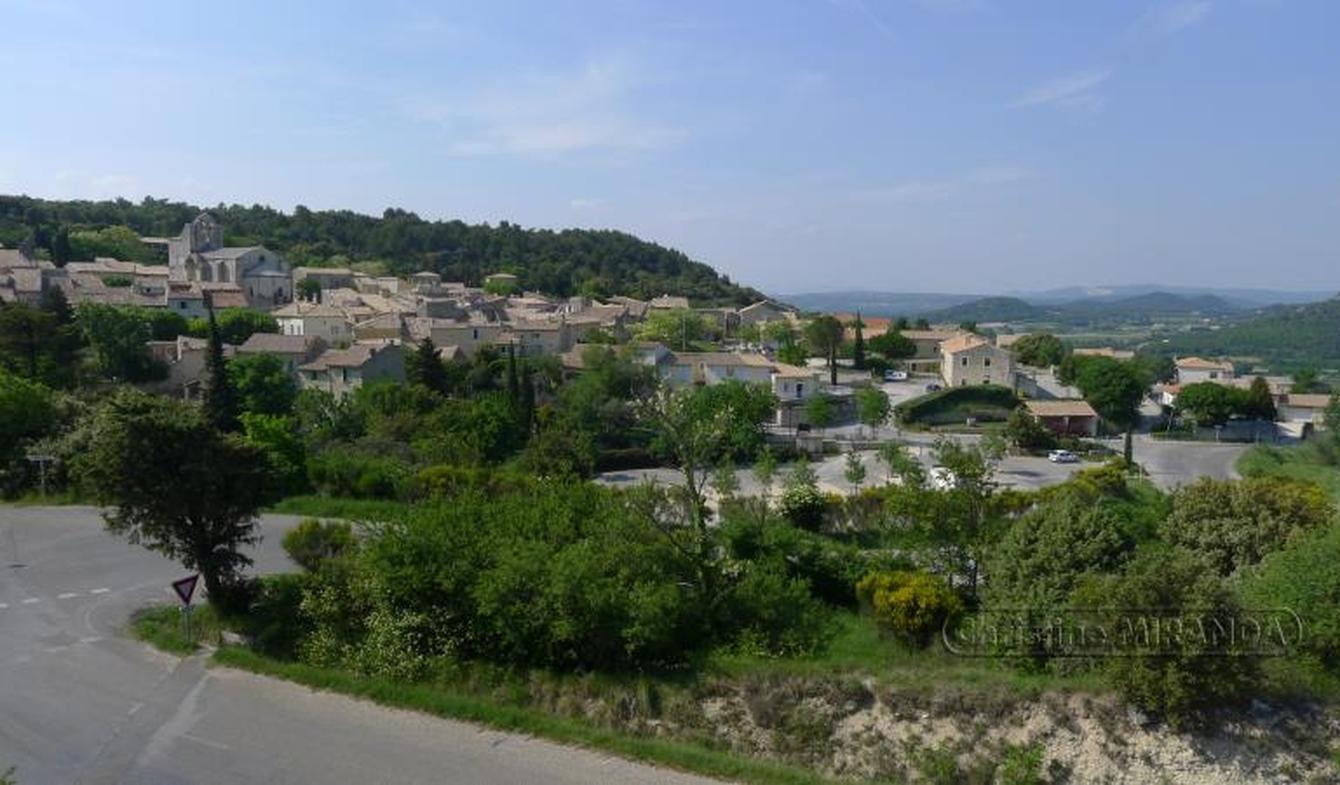 Terrain Saint-Paul-Trois-Châteaux