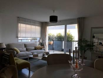 Appartement 4 pièces 85,35 m2