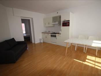 Appartement meublé 2 pièces 37,1 m2