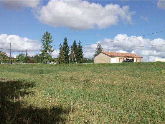 Vente terrain 2683 m2