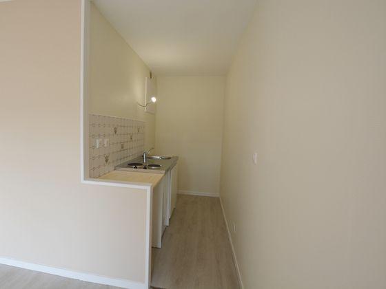 Location studio 26,6 m2
