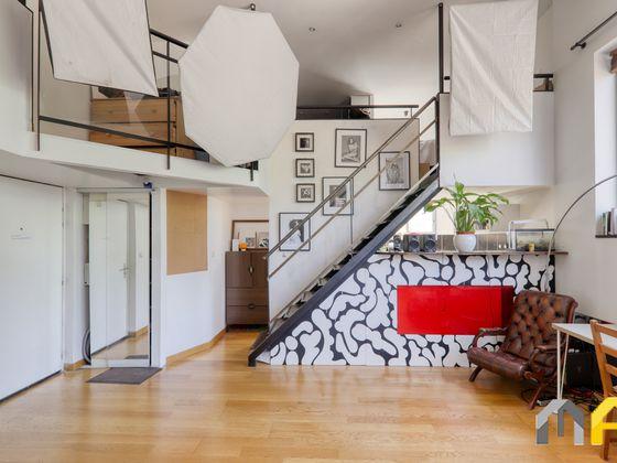 Vente loft 3 pièces 68 m2