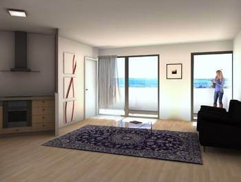 Appartement 4 pièces 114,96 m2
