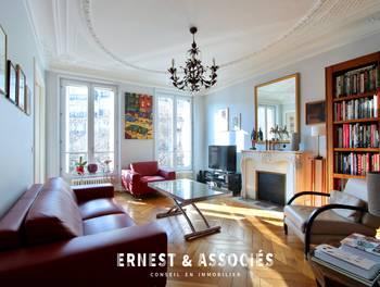 Appartement 5 pièces 114,55 m2