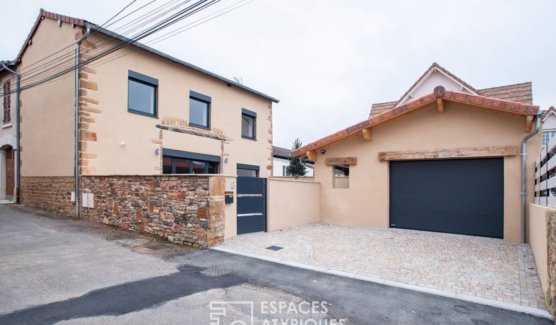 House Charnay-lès-Mâcon