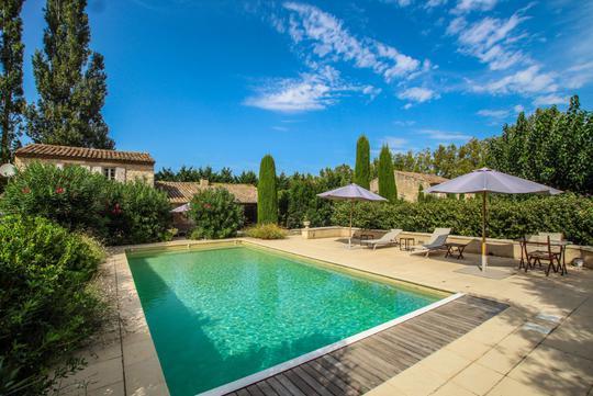 Maison avec piscine