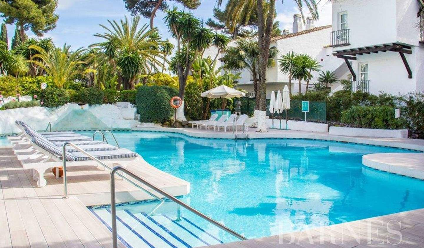 Apartment with pool Marbella