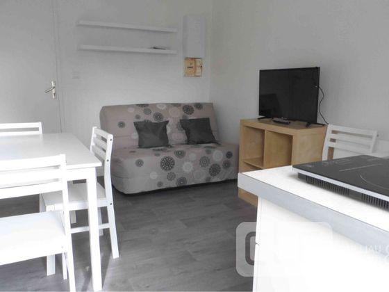 Location appartement meublé 2 pièces 21 m2