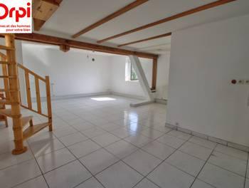 Appartement 2 pièces 55,95 m2