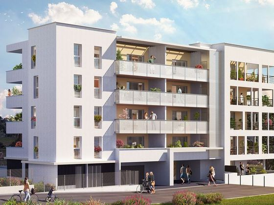 Vente appartement 4 pièces 77,26 m2