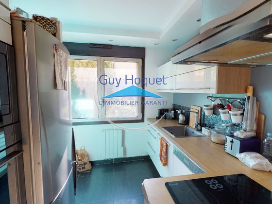 Vente appartement 3 pièces 58,11 m2