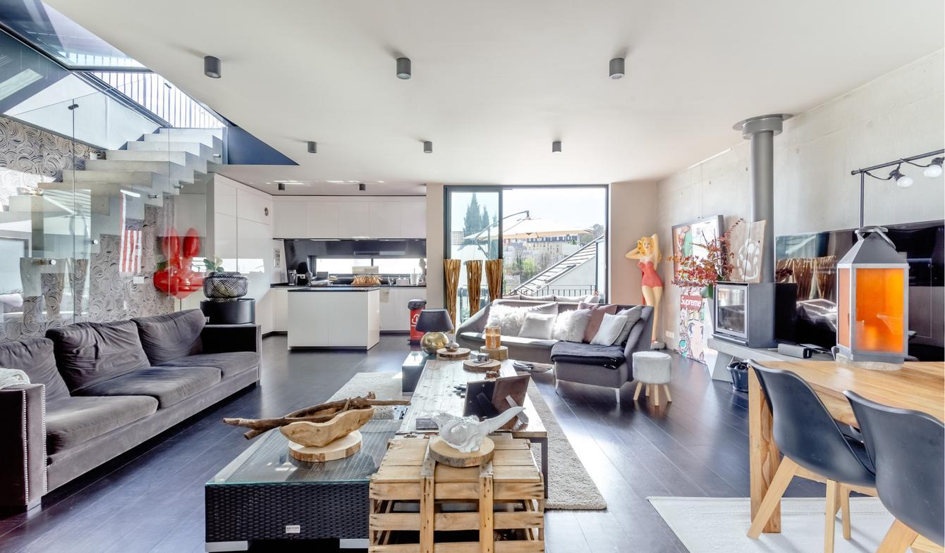 Maison avec terrasse Issy-les-Moulineaux