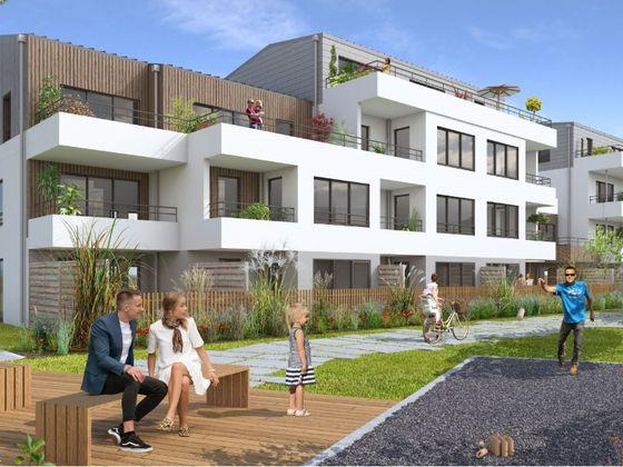 Vente appartement 3 pièces 65,07 m2