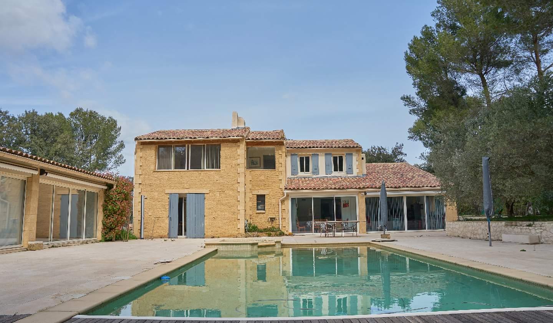 House with pool Villeneuve-les-avignon