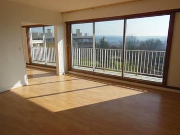 Appartement 4 pièces 93,98 m2
