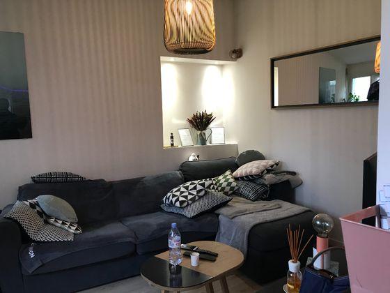 Vente appartement 2 pièces 39,34 m2