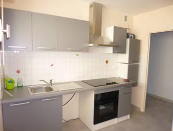 Appartement 2 pièces 45,58 m2