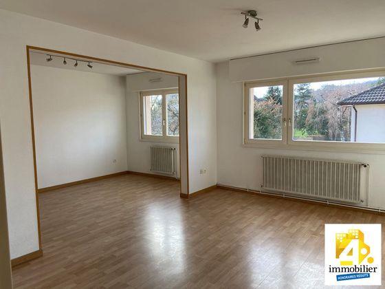 Vente appartement 3 pièces 68,57 m2