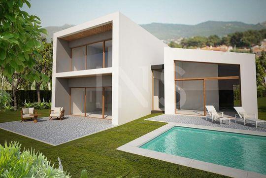 Villa De Luxe Avec Piscine Portugal À Vendre