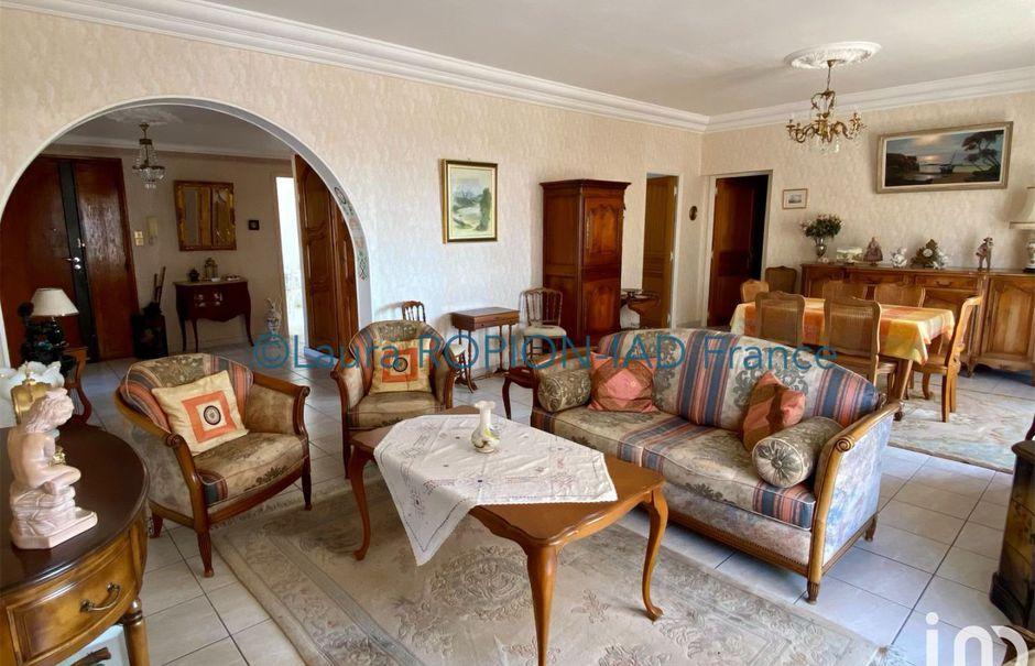 Vente appartement 4 pièces 124 m² à Hyeres (83400), 460 000 €