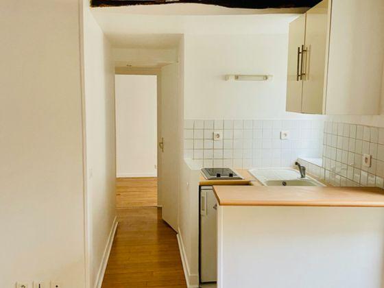 Location appartement 2 pièces 34,73 m2