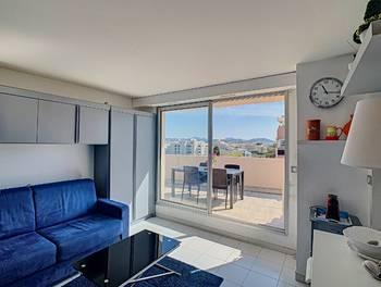 Appartement 2 pièces 27,22 m2