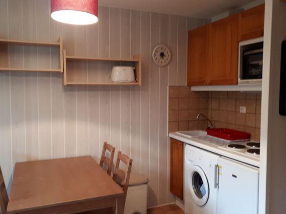Vente studio 25 m2