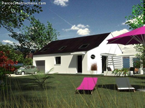 Vente maison 88,18 m2