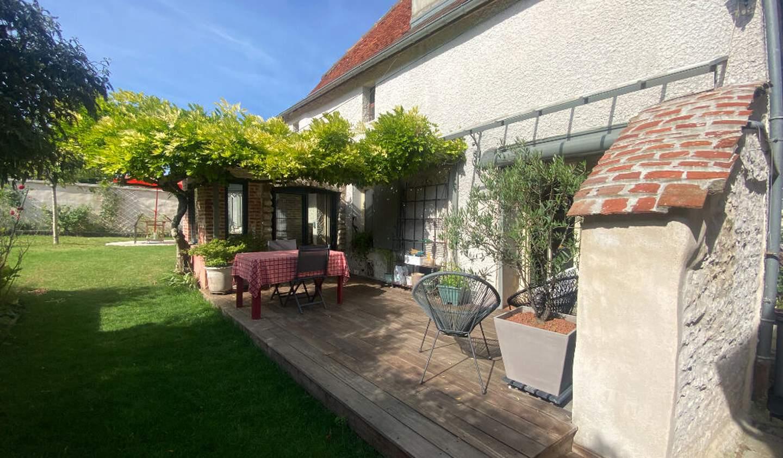 Maison avec terrasse Tonnerre