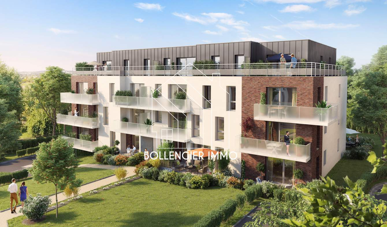 Appartement avec terrasse Bailleul