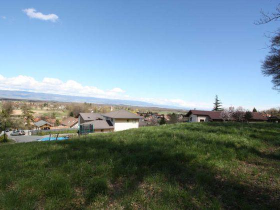 Vente terrain 1710 m2