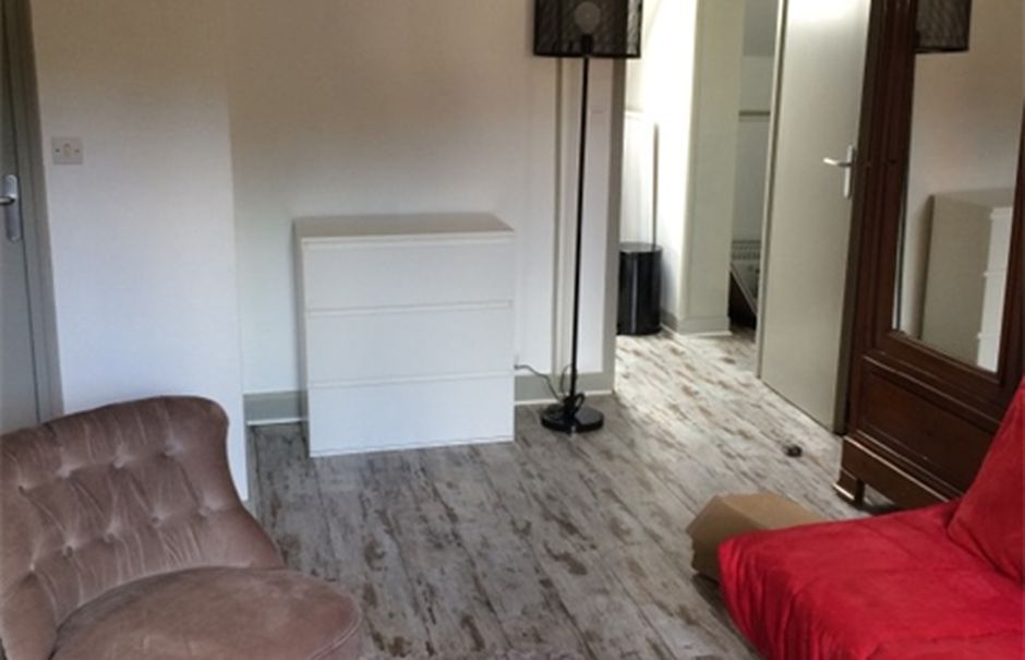 Location  studio 1 pièce 27.64 m² à Sainte-Adresse (76310), 500 €