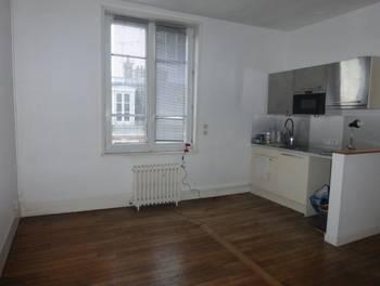 Appartement 2 pièces 40,78 m2