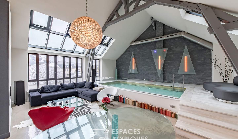 Maison avec piscine Rouen