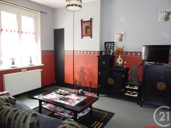 Vente maison 4 pièces 78,61 m2