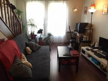 Appartement 2 pièces 50,97 m2