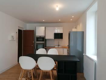 Appartement 3 pièces 57,68 m2