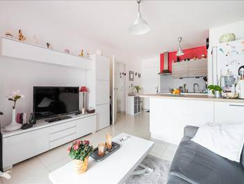 Appartement 2 pièces 43,9 m2