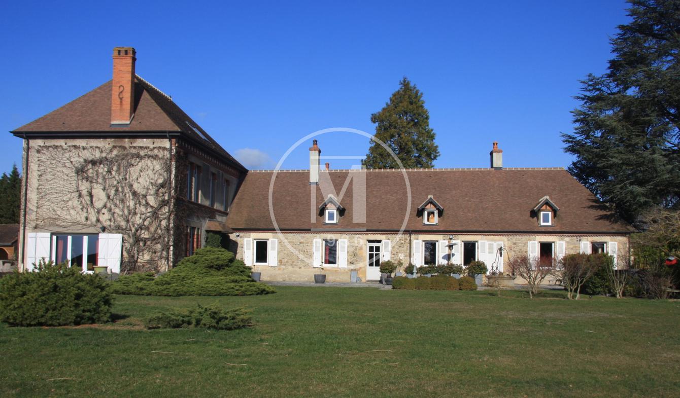 Maison avec terrasse Moulins