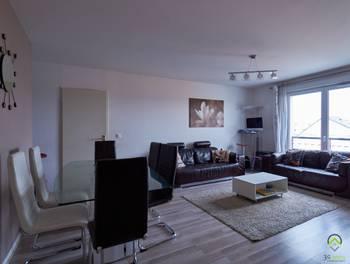 Appartement 4 pièces 82,65 m2