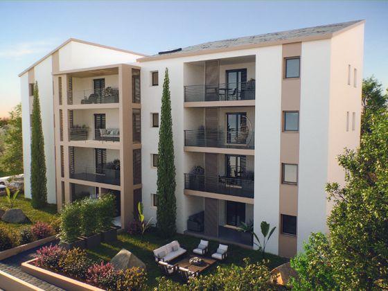 Vente appartement 3 pièces 73,9 m2