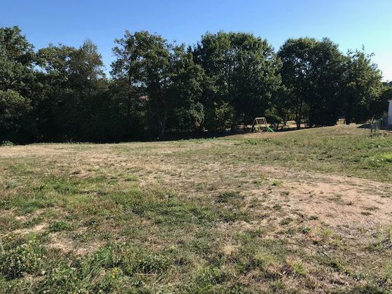 Vente terrain 2188 m2