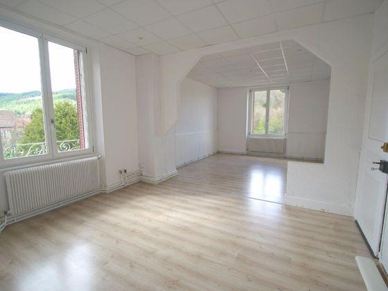 Location appartement 3 pièces 81,47 m2