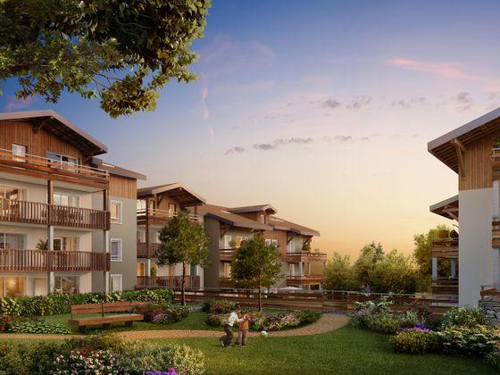 Vente appartement 4 pièces 104,79 m2
