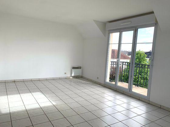 Location appartement meublé 3 pièces 61,44 m2