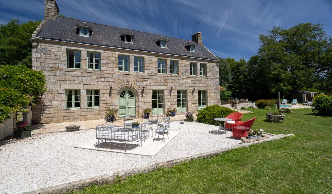 Maison Riec-sur-Belon