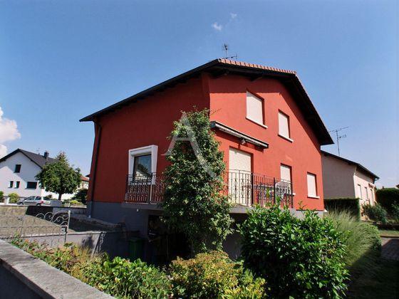 Vente maison 8 pièces 162,78 m2